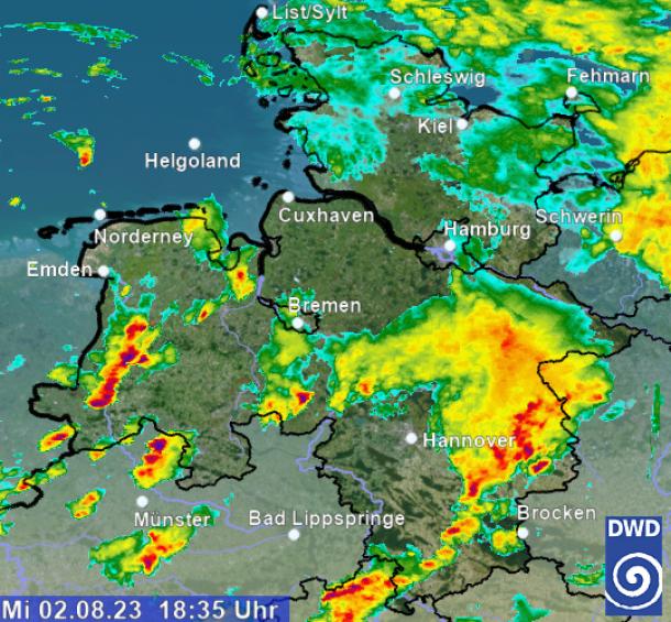 Wetterdienst Ostfriesland Leer Ostfriesland Wetter