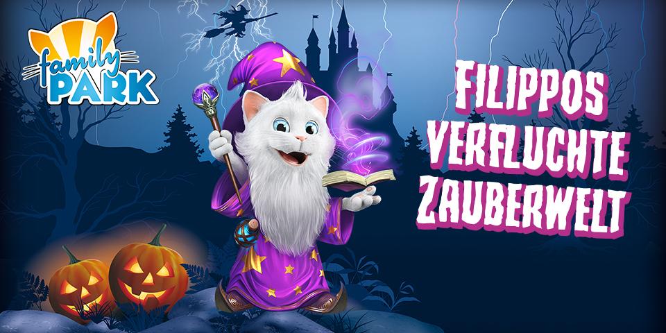 Halloween im Familypark: 23.10. – 1.11.