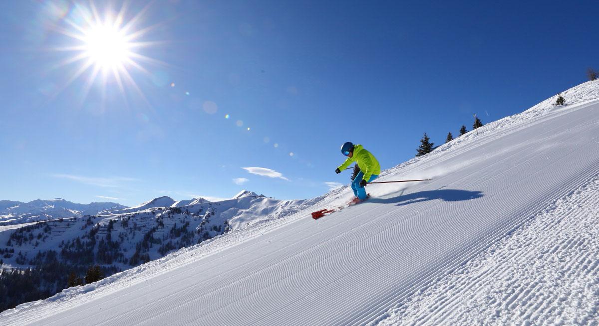Grossarltal – Ski amadé, Ski- & Naturgenuss für  die ganze Familie.