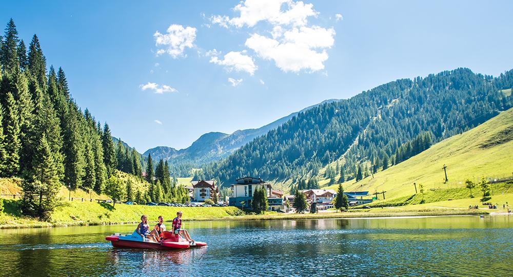 Aktivurlaub & Familienspaß in den Salzburger Bergen