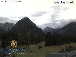 WetterCam für Pertisau