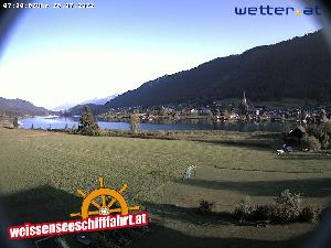 WetterCam für Weißensee