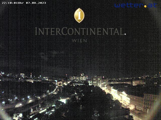 Irgend etwas stimmt nicht. Hier sollte ein Livebild Hotel InterContinental Vienna - Stadtpark.